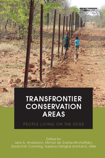 Transfrontier Conservation Areas People Living on the Edge book cover