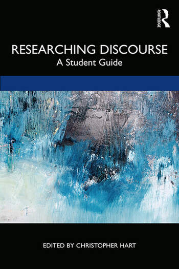 Researching Discourse A Student Guide book cover