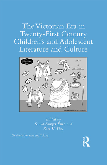 The Victorian Era in Twenty-First Century Children's and Adolescent Literature and Culture book cover