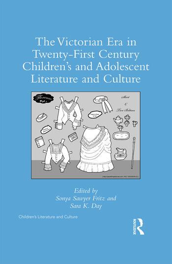 The Victorian Era in Twenty-First Century Children's and Adolescent Literature and Culture book cover
