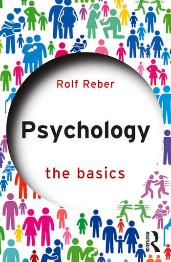 Psychology The Basics book cover
