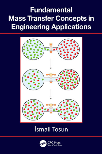Fundamental Mass Transfer Concepts in Engineering Applications book cover