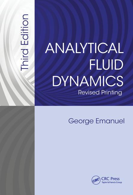 Analytical Fluid Dynamics book cover