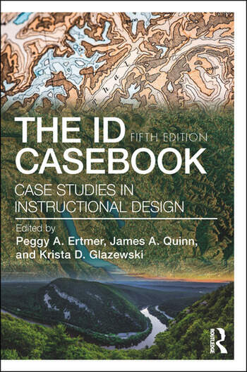The ID CaseBook Case Studies in Instructional Design book cover
