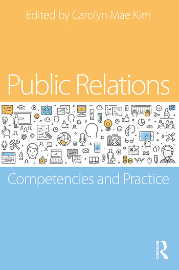 Public Relations Competencies and Practice book cover