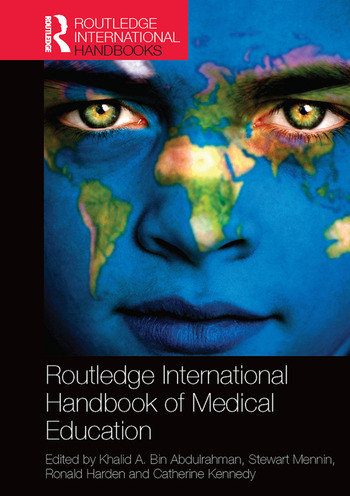 Routledge International Handbook of Medical Education book cover