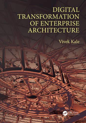 Digital Transformation of Enterprise Architecture book cover