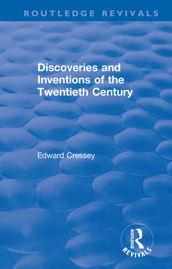 Discoveries and Inventions of the Twentieth Century book cover