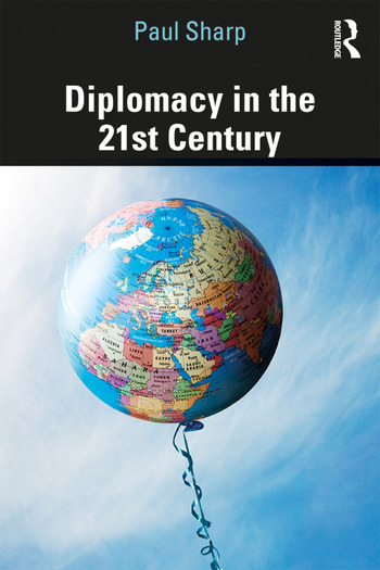 Diplomacy in the 21st Century A Brief Introduction book cover