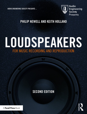 Loudspeakers For Music Recording and Reproduction book cover