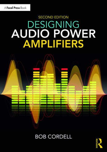 Designing Audio Power Amplifiers book cover