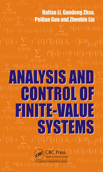 Analysis and Control of Finite-Value Systems book cover