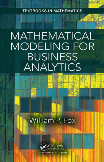 Mathematical Modeling for Business Analytics book cover