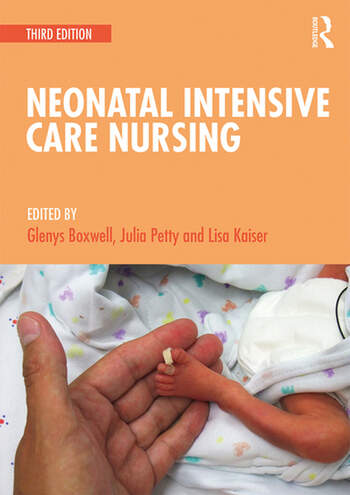 Neonatal Intensive Care Nursing book cover