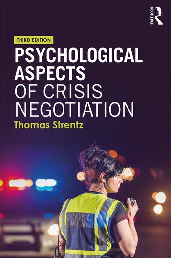 Psychological Aspects of Crisis Negotiation book cover