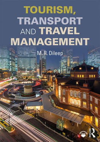 Tourism, Transport and Travel Management book cover