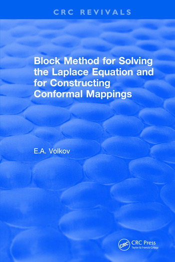 Revival: Block Method for Solving the Laplace Equation and for Constructing Conformal Mappings (1994) book cover
