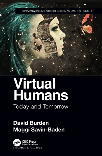 Virtual Humans Today and Tomorrow book cover