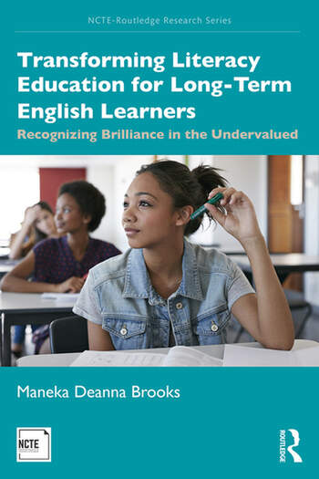 Transforming Literacy Education for Long-Term English Learners Recognizing Brilliance in the Undervalued book cover
