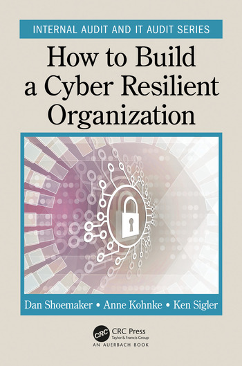 How to Build a Cyber-Resilient Organization book cover