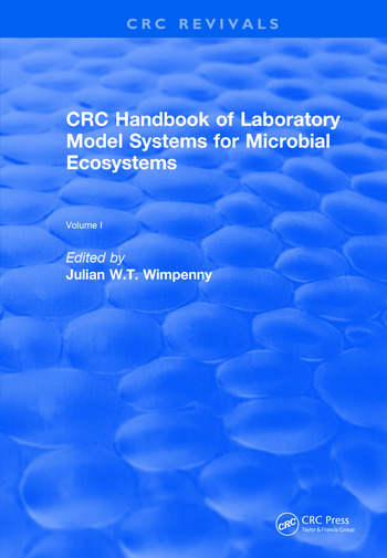 Revival: CRC Handbook of Laboratory Model Systems for Microbial Ecosystems, Volume I (1988) book cover