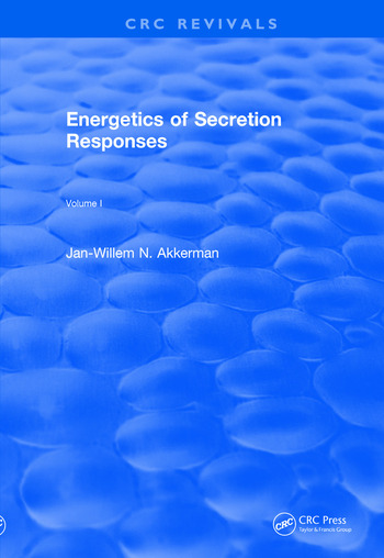 Revival: Energetics of Secretion Responses (1988) Volume I book cover