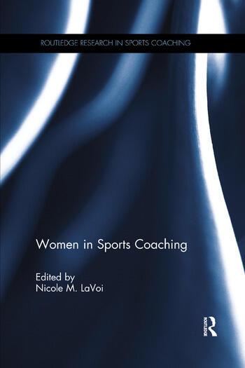 Women in Sports Coaching book cover