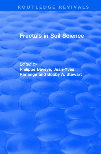 Revival: Fractals in Soil Science (1998) Advances in Soil Science book cover
