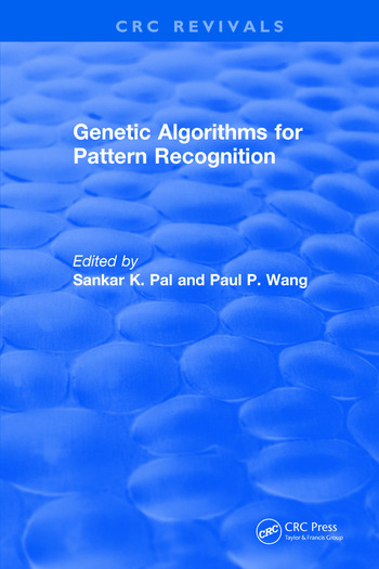 Revival: Genetic Algorithms for Pattern Recognition (1986) book cover