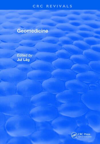 Revival: Geomedicine (1990) book cover