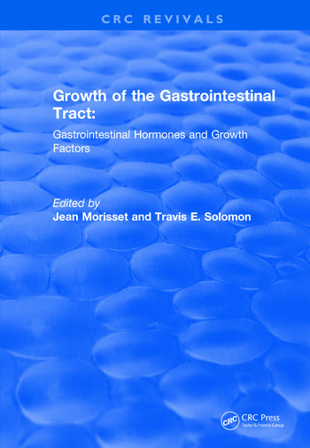 Revival: Growth of the Gastrointestinal Tract (1990) book cover