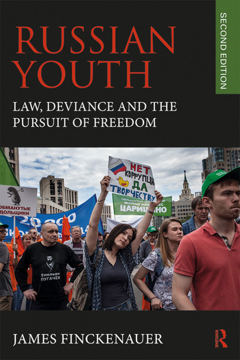 Russian Youth Law, Deviance, and the Pursuit of Freedom book cover