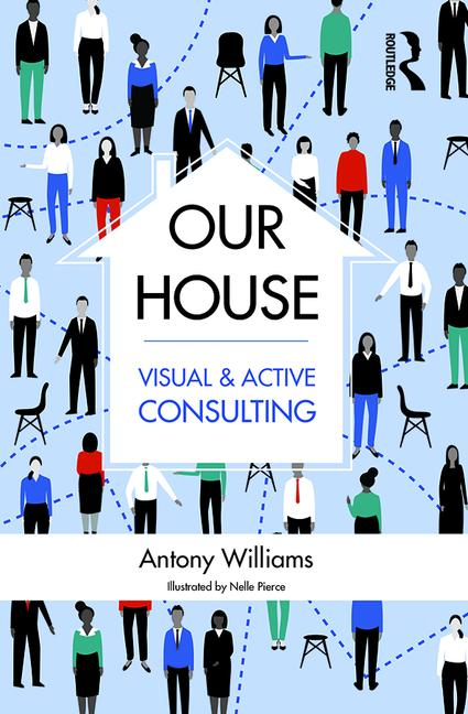 Our House Visual and Active Consulting book cover
