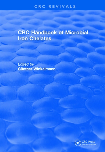 Revival: Handbook of Microbial Iron Chelates (1991) book cover