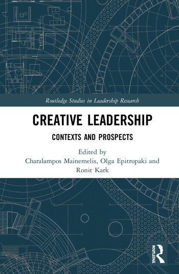 Creative Leadership Contexts and Prospects book cover