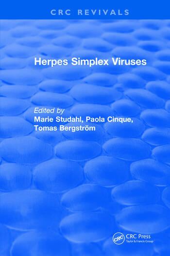 Revival: Herpes Simplex Viruses (2005) book cover