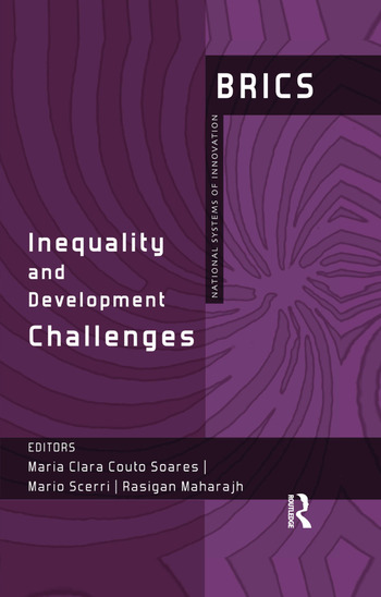 Inequality and Development Challenges BRICS National Systems of Innovation book cover