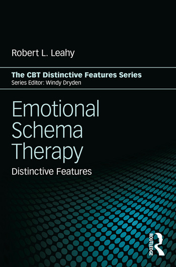 Emotional Schema Therapy Distinctive Features book cover