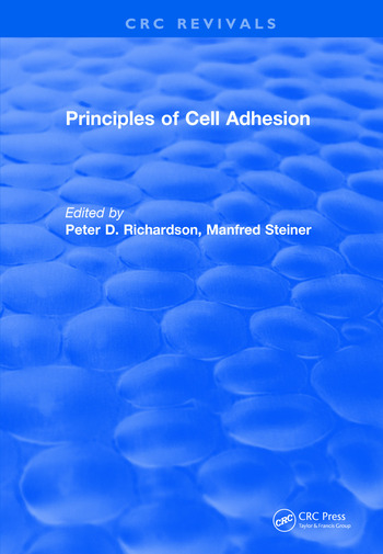 Revival: Principles of Cell Adhesion (1995) book cover