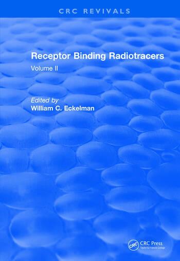 Revival: Receptor Binding Radiotracers (1982) Volume II book cover