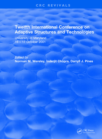 Revival: Twelfth International Conference on Adaptive Structures and Technologies (2002) book cover