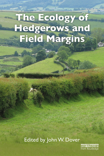 The Ecology of Hedgerows and Field Margins book cover