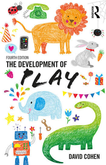 The Development Of Play book cover