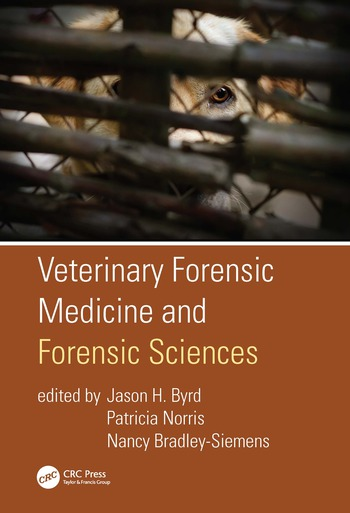 Veterinary Forensic Medicine and Forensic Sciences book cover