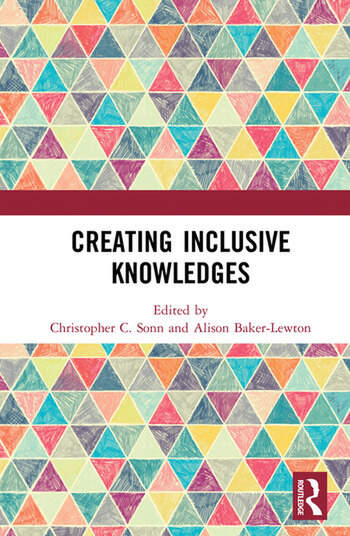 Creating Inclusive Knowledges book cover