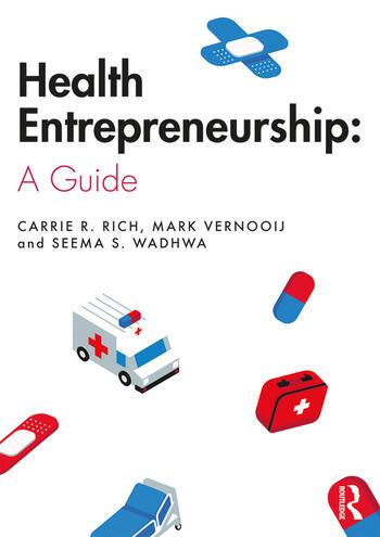 Health Entrepreneurship A Practical Guide book cover