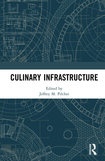 Culinary Infrastructure book cover