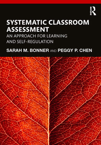 Systematic Classroom Assessment An Approach for Learning and Self-Regulation book cover