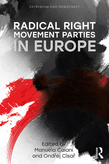 Radical Right Movement Parties in Europe book cover