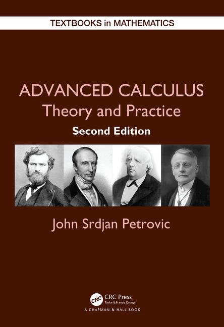 Advanced Calculus Theory and Practice book cover